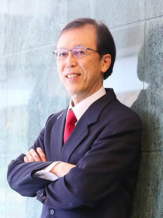 President of Mejiro University